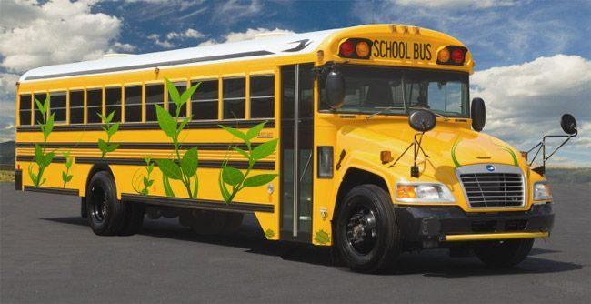 Steps For Buses : Simple steps to make your buses run cleaner american bus