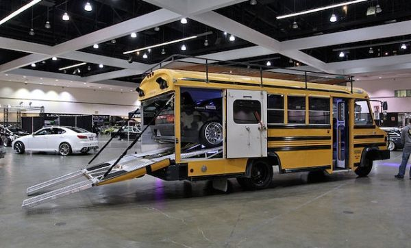 6 Converted School Buses That Aren T Your Typical Quot Skoolie