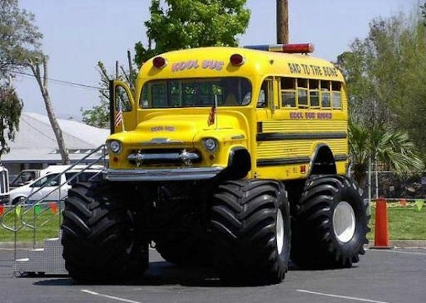 """Brothers Auto Sales >> 6 Converted School Buses That Aren't Your Typical """"Skoolie"""" - American Bus Sales"""