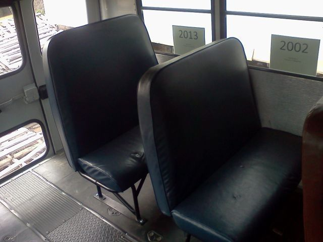 School Bus Seats Have Come a Long Way in 60 Years - American Bus Sales