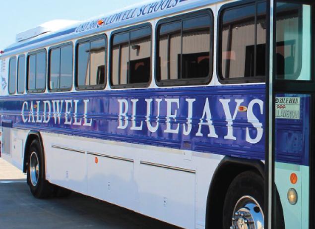activity bus:custom paint & graphics