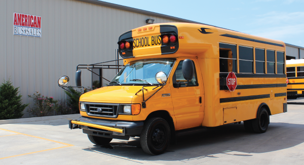 Used School Buses For Sale American Bus Sales