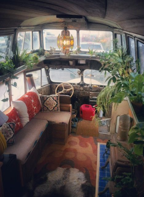 Five Converted Buses Anyone Would Love To Live In