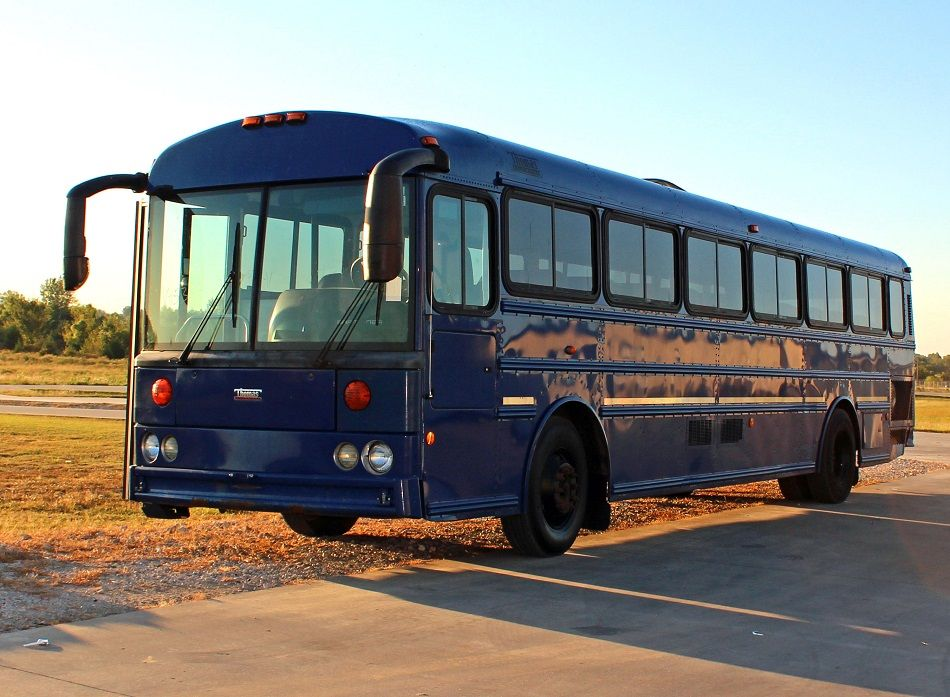 Frequently Asked Questions About Buying A Used Bus