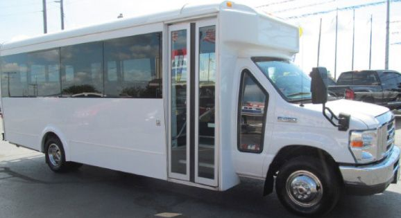 USED SHUTTLE BUSES FOR SALE - American Bus Sales
