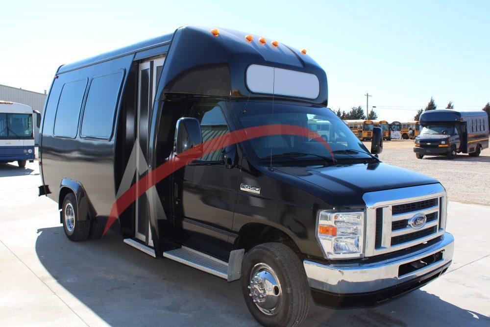 2011 Ford E450 15 Passenger Shuttle Bus – 1847