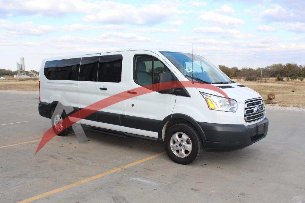 2017 Ford Transit 12 Passenger Van