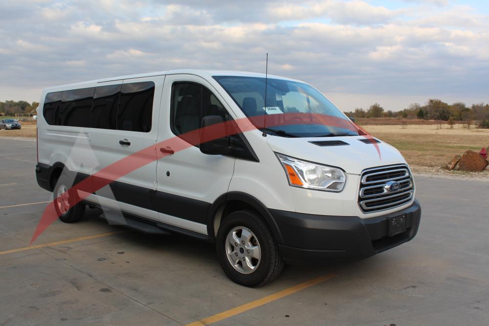 2017 Ford Transit 15 Passenger Van
