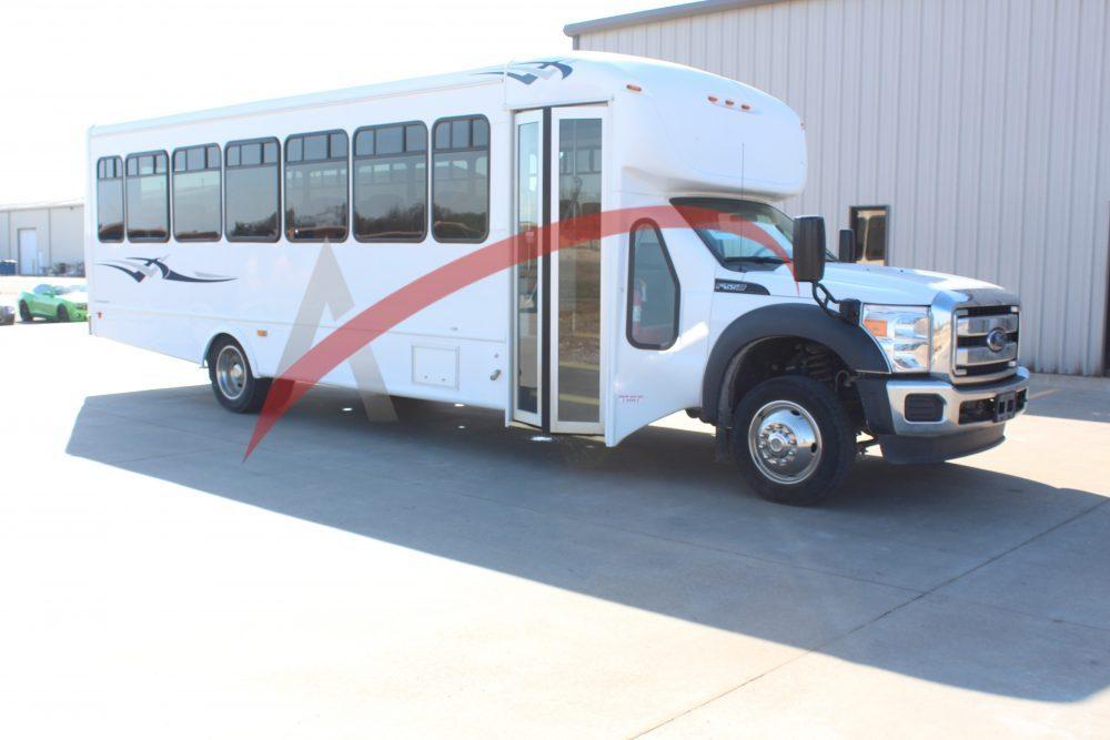 2016 Ford Starcraft 33 Passenger Shuttle Bus – 2984