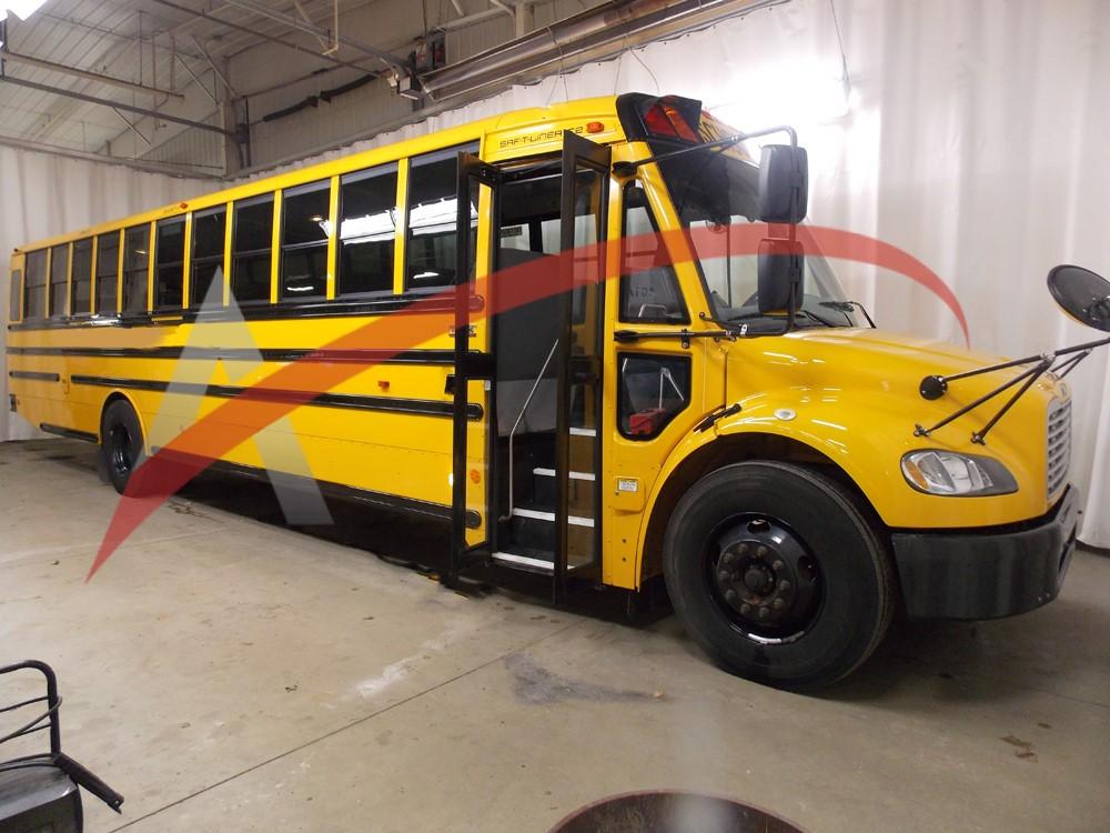 2018 Thomas Saf-T-Liner C2 77 Passenger School Bus