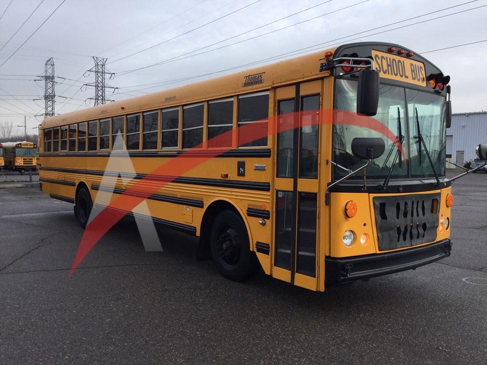 2018 Thomas Saf-T-Liner EFX 84 Passenger School bus